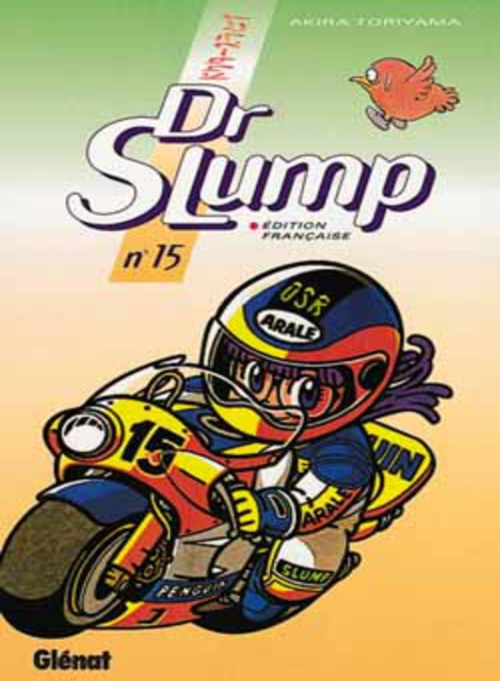Couverture Dr Slump, tome 15