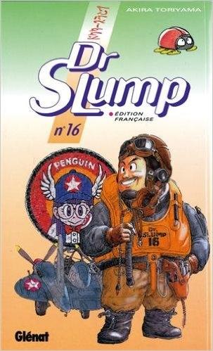 Couverture Dr Slump, tome 16