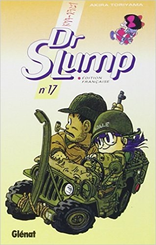 Couverture Dr Slump, tome 17