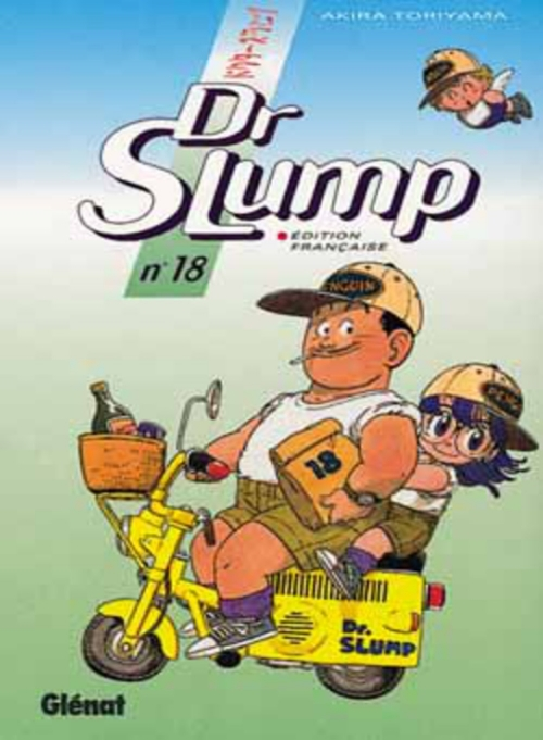 Couverture Dr Slump, tome 18