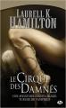 Couverture Anita Blake, tome 03 : Le cirque des damnés Editions Milady 2009
