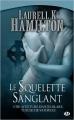 Couverture Anita Blake, tome 05 : Le squelette sanglant Editions Milady 2009