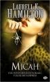 Couverture Anita Blake, tome 13 : Micah Editions Milady 2012