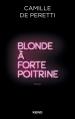 Couverture Blonde à forte poitrine Editions Kero 2016