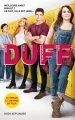 Couverture The Duff Editions Hachette 2016
