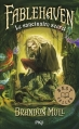 Couverture Fablehaven, tome 1 : Le sanctuaire secret Editions 12-21 2013