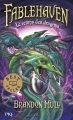 Couverture Fablehaven, tome 4 : Le temple des dragons Editions 12-21 2014