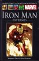 Couverture Iron Man : Extremis Editions Hachette 2014