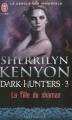 Couverture Le cercle des immortels : Dark-hunters, tome 03 : La fille du shaman Editions J'ai Lu 2010