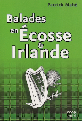 Couverture Balades en Écosse & Irlande