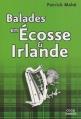 Couverture Balades en Écosse & Irlande Editions Coop Breizh 2015