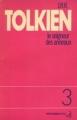 Couverture Le Seigneur des Anneaux, tome 3 : Le retour du roi Editions Christian Bourgois  1973