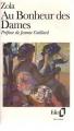 Couverture Au bonheur des dames Editions Folio  (Classique) 1995