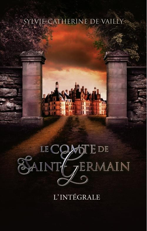 Couverture Le Comte de Saint-Germain, intégrale
