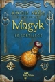 Couverture Magyk, tome 5 : Le sortilège Editions Albin Michel 2010