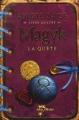 Couverture Magyk, tome 4 : La quête Editions Albin Michel (Jeunesse - Wiz) 2008