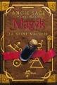 Couverture Magyk, tome 3 : La reine maudite Editions Albin Michel (Jeunesse - Wiz) 2007