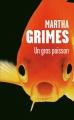Couverture Un gros poisson Editions France Loisirs 2015