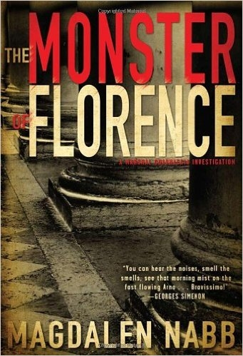 Couverture The Monster of Florence