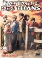 Couverture L'attaque des Titans, tome 17 Editions Pika (Seinen) 2016