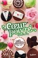 Couverture Les filles au chocolat, tome 6.5 : Coeur poivré Editions Nathan 2016