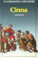 Couverture Cinna Editions Larousse (Classiques) 1984