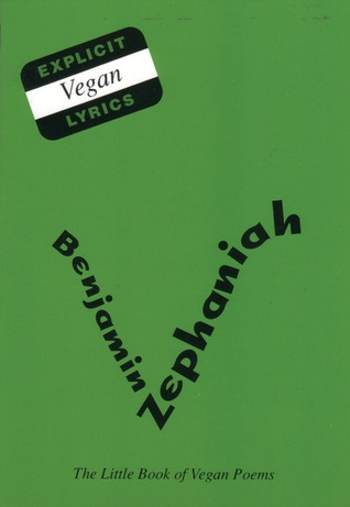 Couverture The Little Book Of vegan Poems