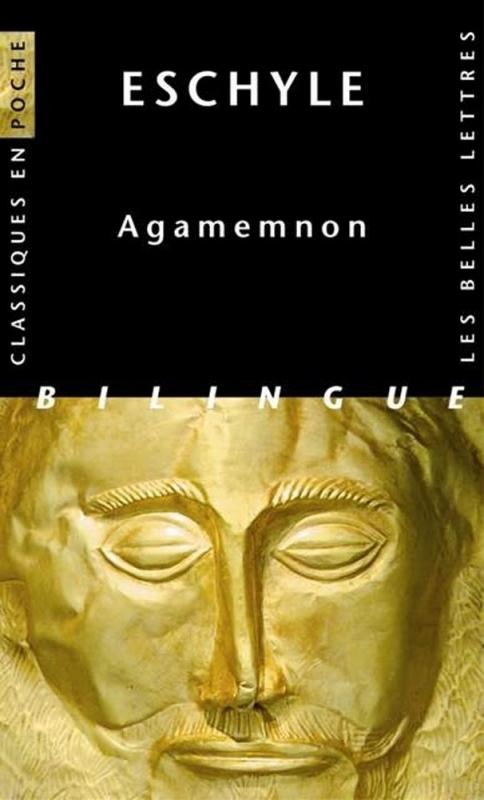 Couverture Agamemnon