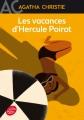 Couverture Les vacances d'Hercule Poirot Editions Le Livre de Poche (Jeunesse) 2014