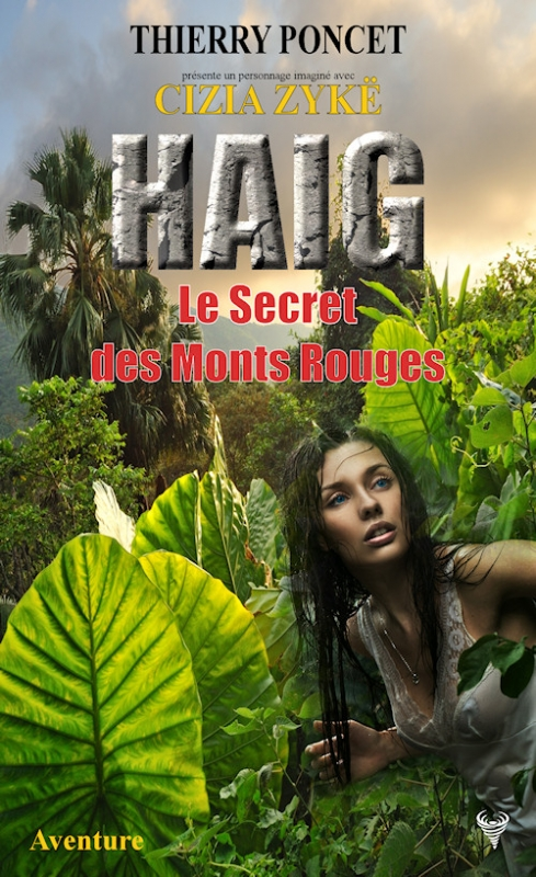 Couverture Haig, tome 1 : Le Secret des Monts Rouges