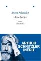 Couverture Gloire tardive Editions Albin Michel (Les grandes traductions) 2016