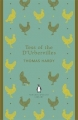 Couverture Tess d'Urberville Editions Penguin books 2012
