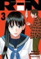 Couverture RiN, tome 3 Editions Delcourt 2015