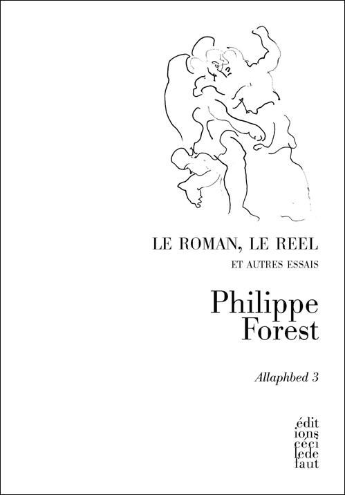 Couverture Le Roman, le Réel et autres essais