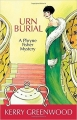 Couverture Urn Burial Editions Poisoned Pen Press 2007