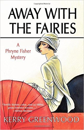 Couverture Away with the Fairies