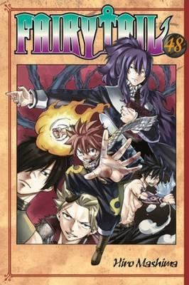 Couverture Fairy Tail, tome 48