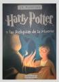 Couverture Harry Potter, tome 7 : Harry Potter et les reliques de la mort Editions Salamandra 2008