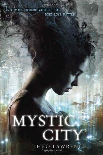 Couverture Mystic city, tome 1