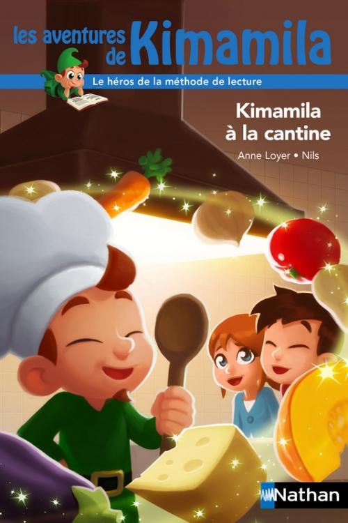 Couverture Kimamila à la cantine