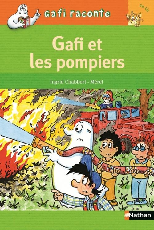 Couverture Gafi : Au feu, les pompiers !