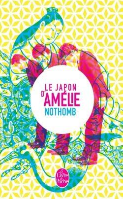 Couverture Le Japon d'Amélie Nothomb