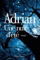 Couverture Une nuit d'été Editions Albin Michel (Les grandes traductions) 2016