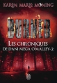 Couverture Les chroniques de Dani Mega O'Malley, tome 2 : Burned Editions J'ai Lu 2016