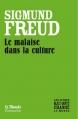 Couverture Malaise dans la civilisation Editions Flammarion / Le Monde (Les livres qui ont changés le monde ) 2010
