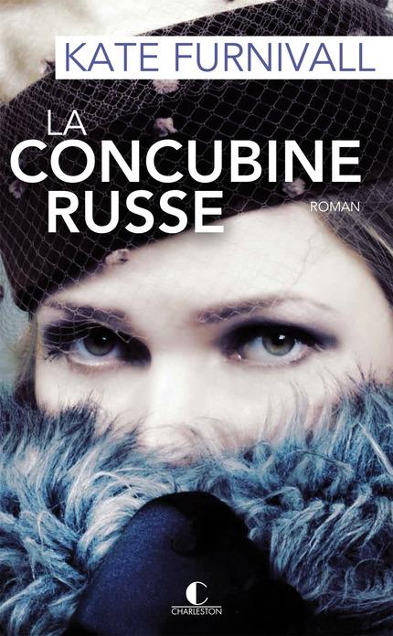 Couverture La concubine russe