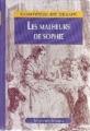 Couverture Les malheurs de Sophie Editions Bibliothèque de Cluny 1996