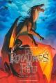 Couverture Les Royaumes de Feu, tome 04 : L'Île au Secret Editions Gallimard  (Jeunesse) 2015