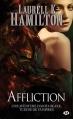Couverture Anita Blake, tome 22 : Affliction Editions Milady (Bit-lit) 2016