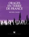 Couverture Orages en terre de France Editions Les Moutons Electriques (La bibliothèque voltaïque) 2014